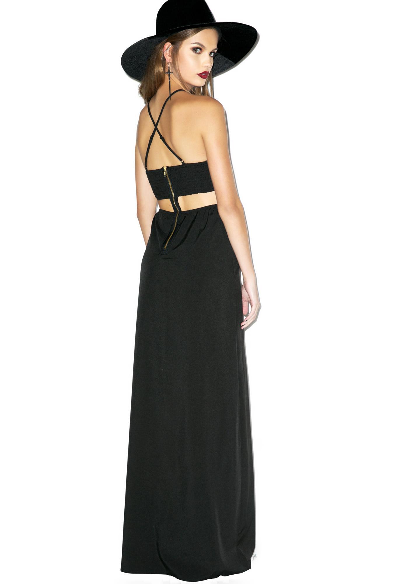 Glamazon Maxi Dress