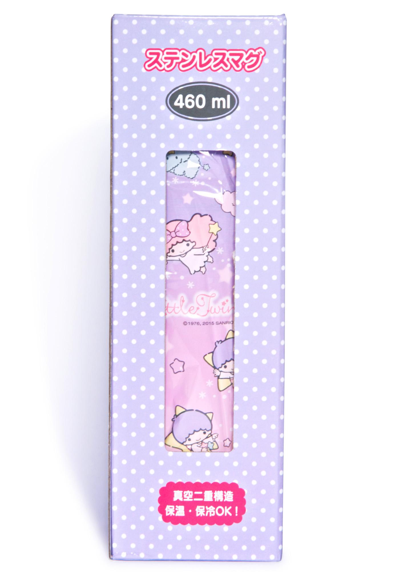 Sanrio Little Twin Stars Ombré Water Bottle