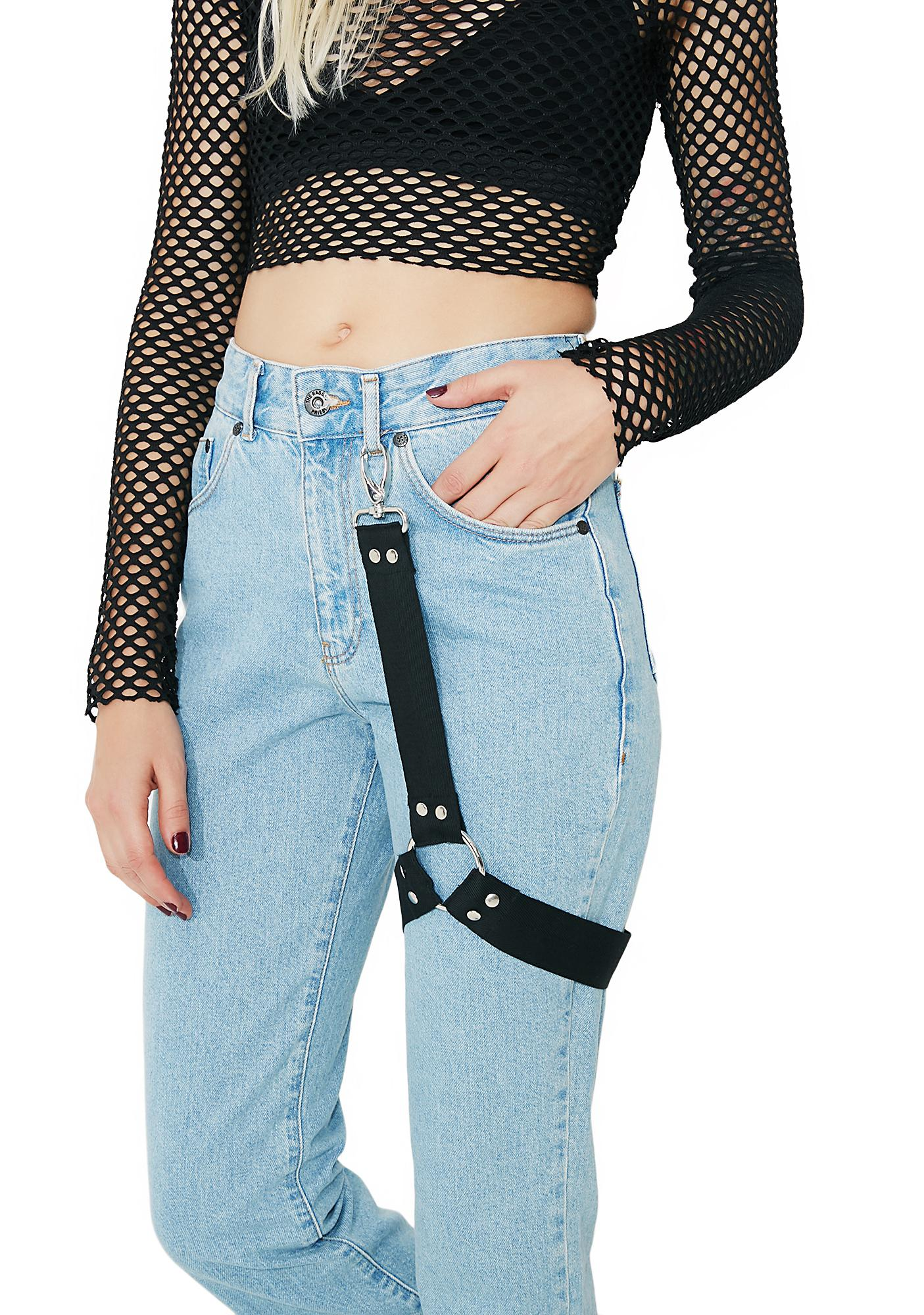 The Ragged Priest Harness Jeans