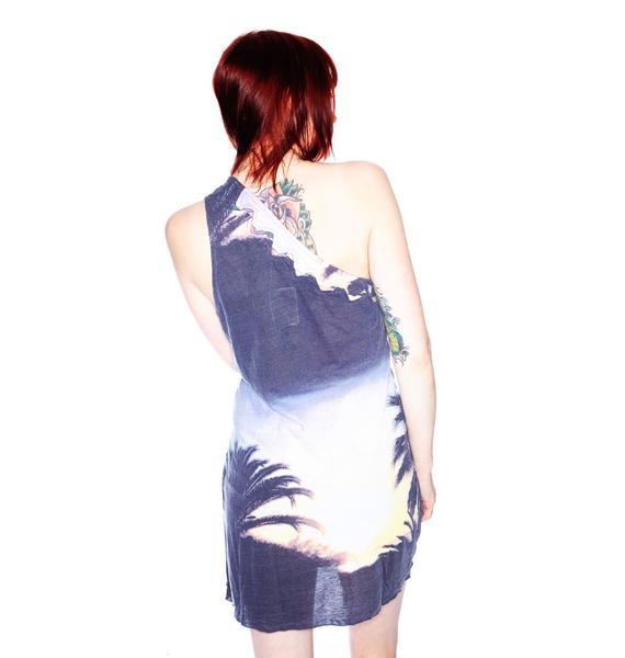 One Teaspoon Cabo Mini Dress
