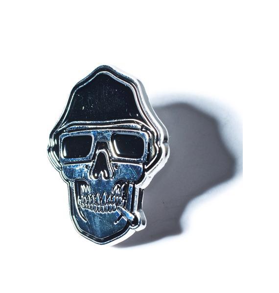 Rebel8 Smoked Loc Pin