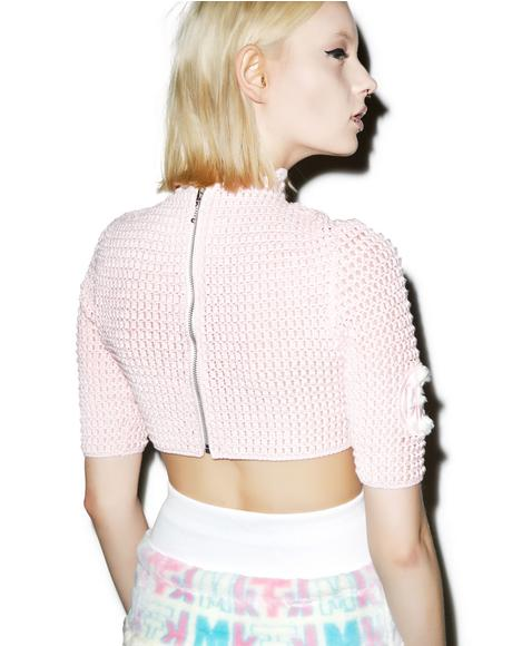 Crochet For A Good Time Crop Top