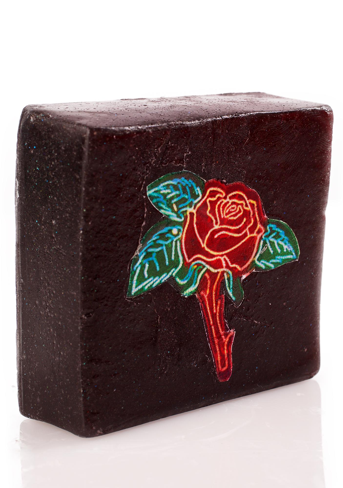 Dirty Grl Chinatown Rose Soap