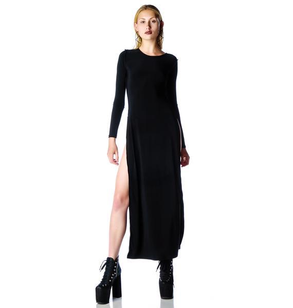Black Wednesday The Mohawk Dress