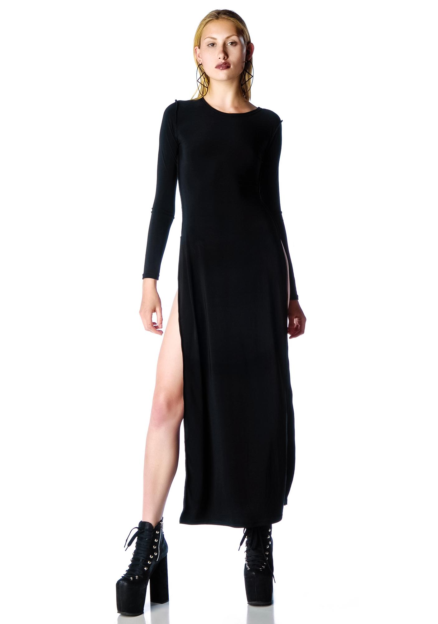 Black Wednesday The Mohawk Dress