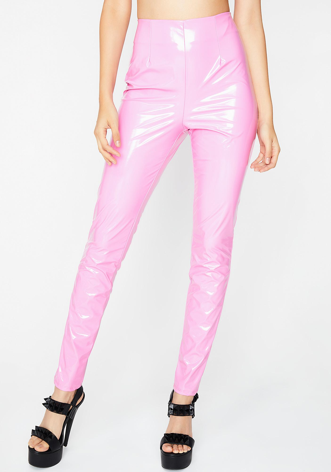 Inner Freak Vinyl Pants
