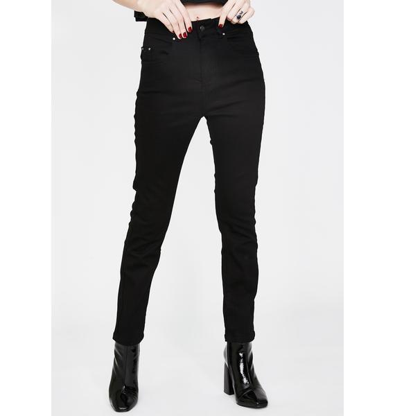 Disturbia Midnight Denim Jeans