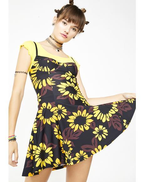 Sunshowers Mini Dress