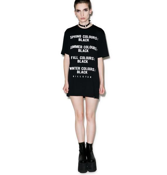 Killstar Season T-Shirt