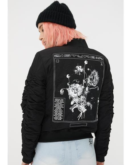 Poison Bomber Jacket