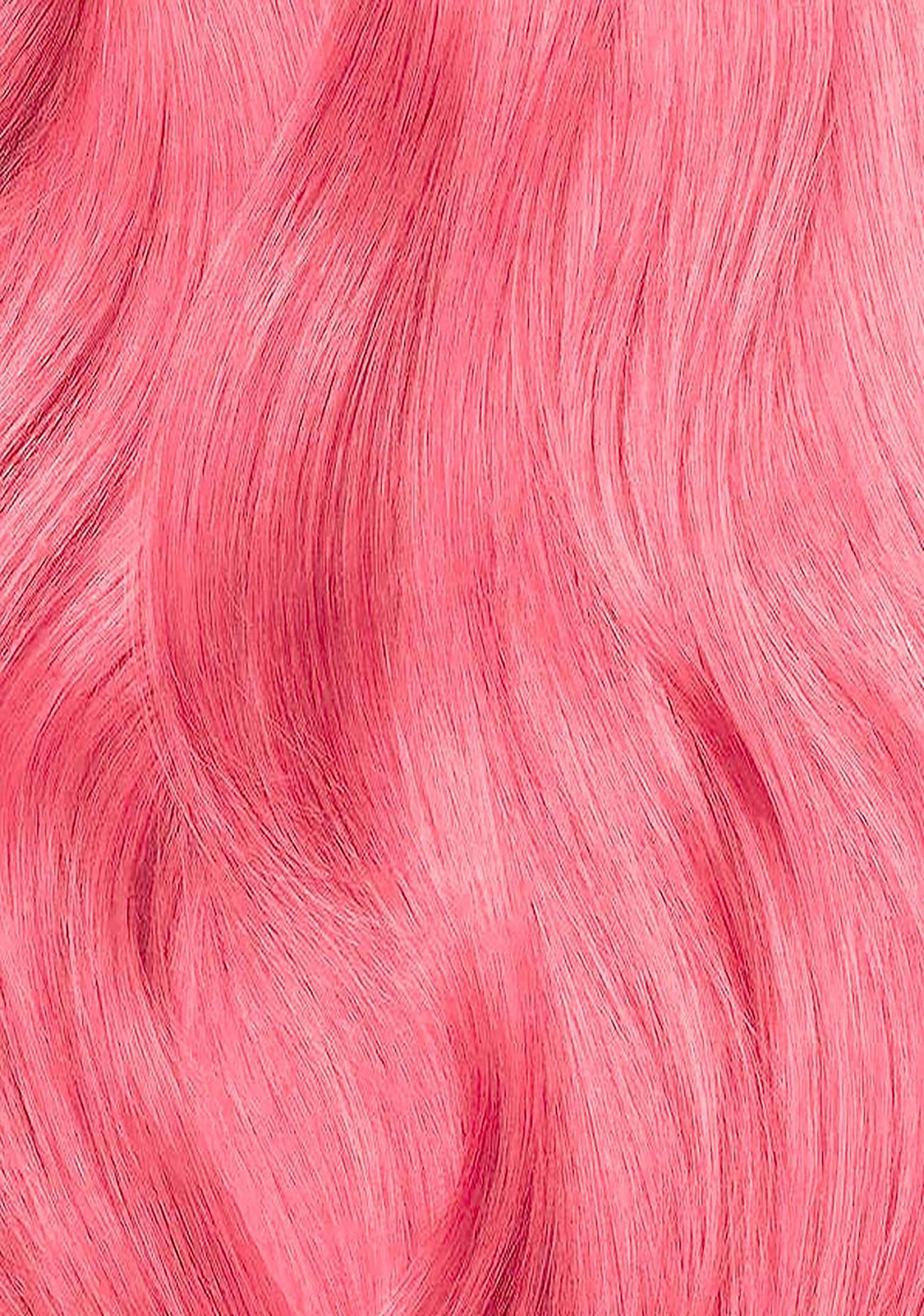 Lunar Tides Coral Pink Semi-Permanent Hair Dye