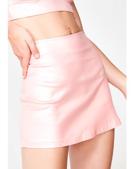 Candy Shimmer Ewi Skirt