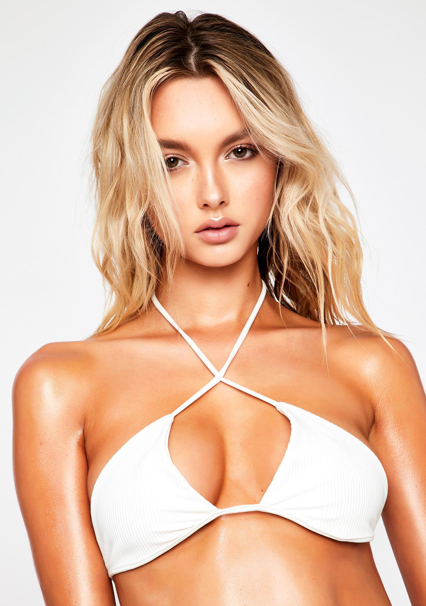 Frankies Bikinis Pamela Bikini Top