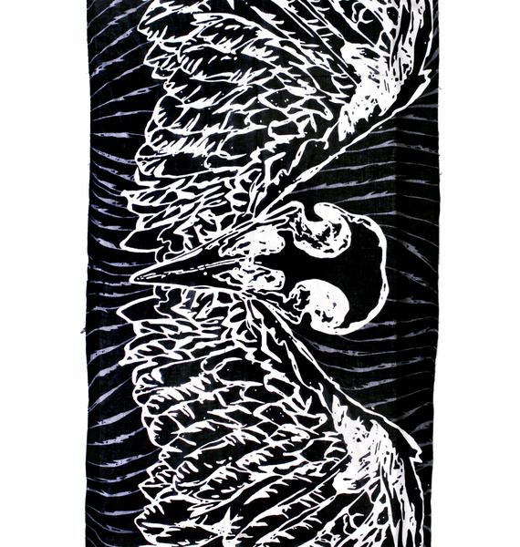 Darkened Take Flight Scarf