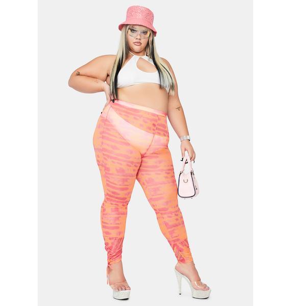 Total Tough Competition Mesh Pants