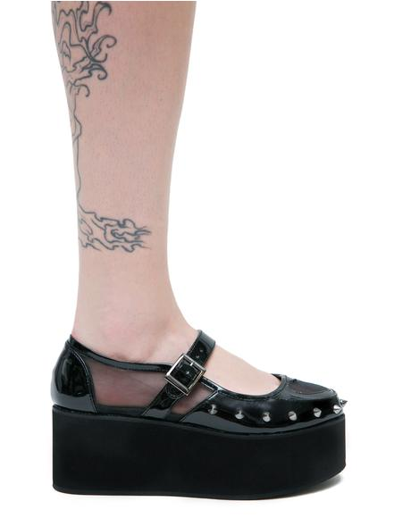 Cruel Angel Flatforms