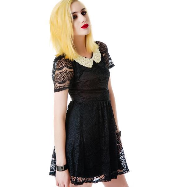Pearl Jam Lace Dress