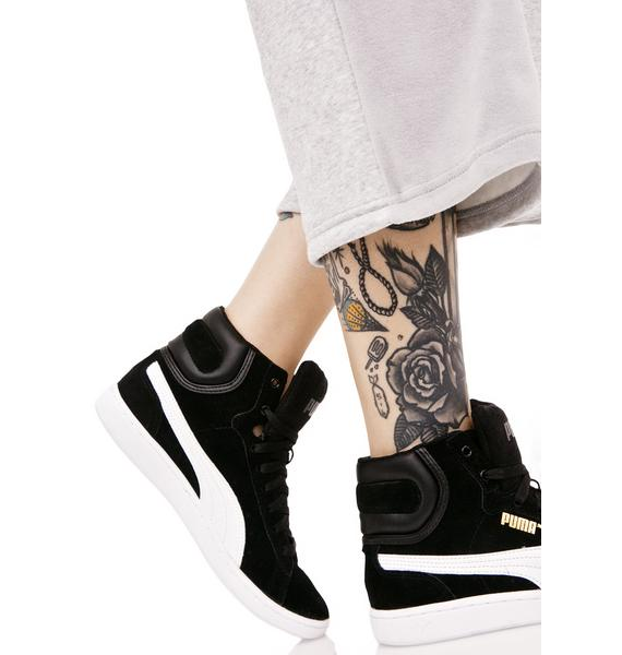 PUMA Vikky Mid Sneakers