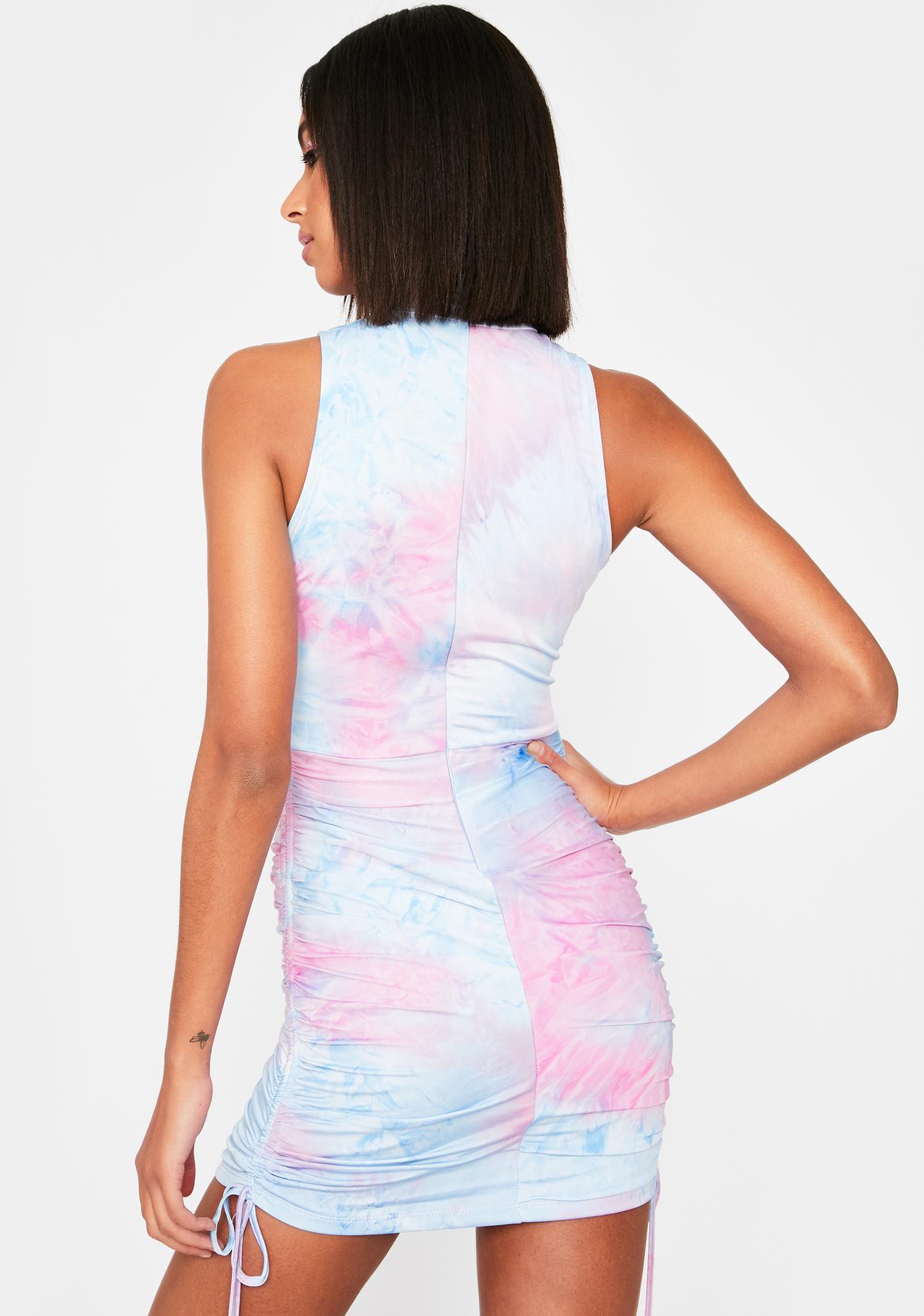 Dream Desires Mini Dress