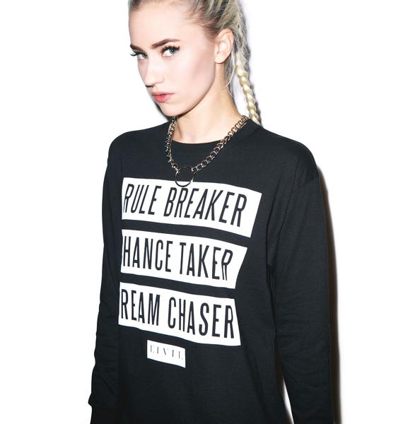Civil Clothing Rule Breakers Long Sleeve Tee
