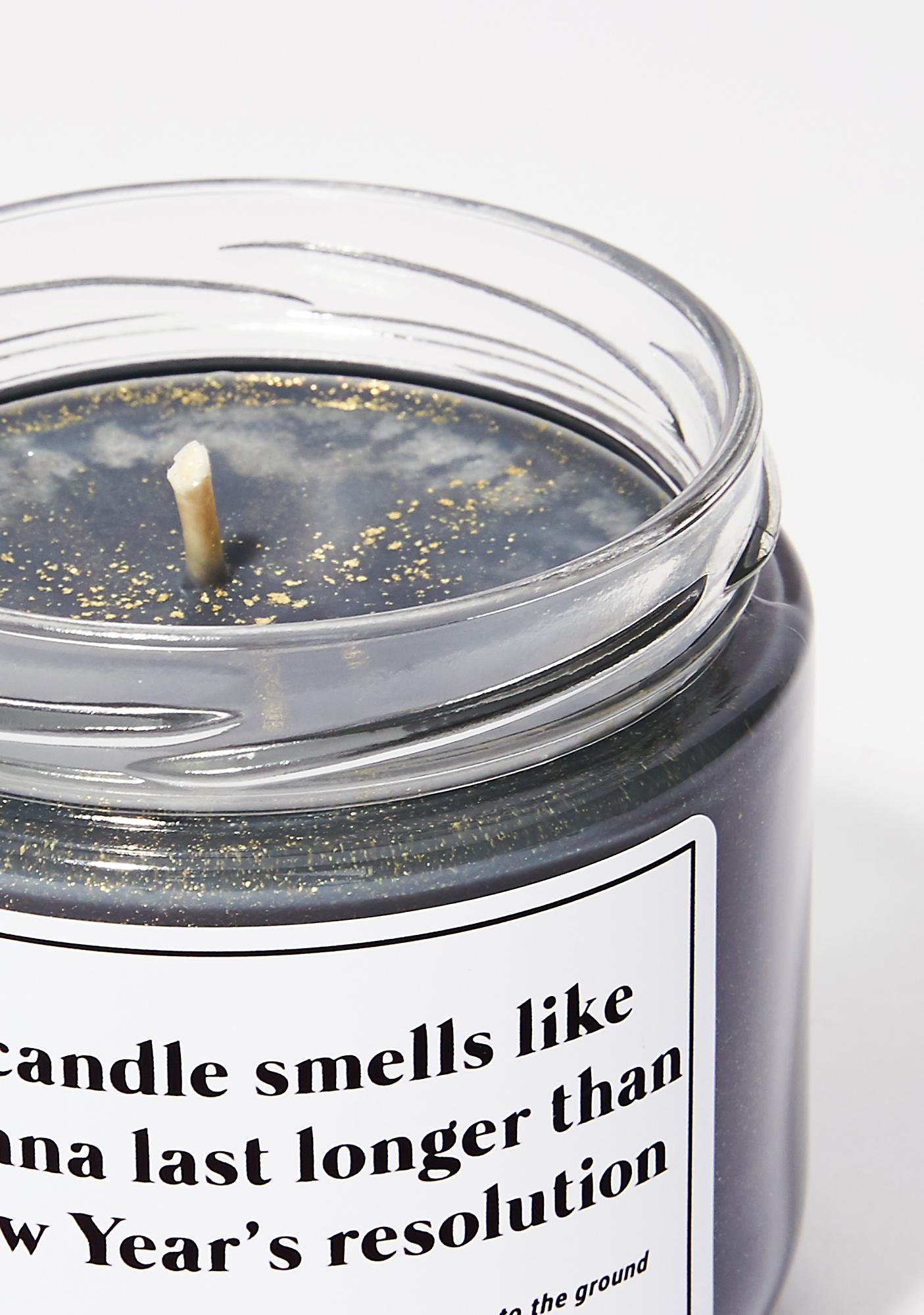 Jac Vanek New Year New Me Scented Candle