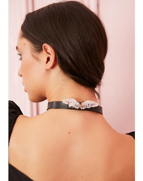 Fallen Angel Choker