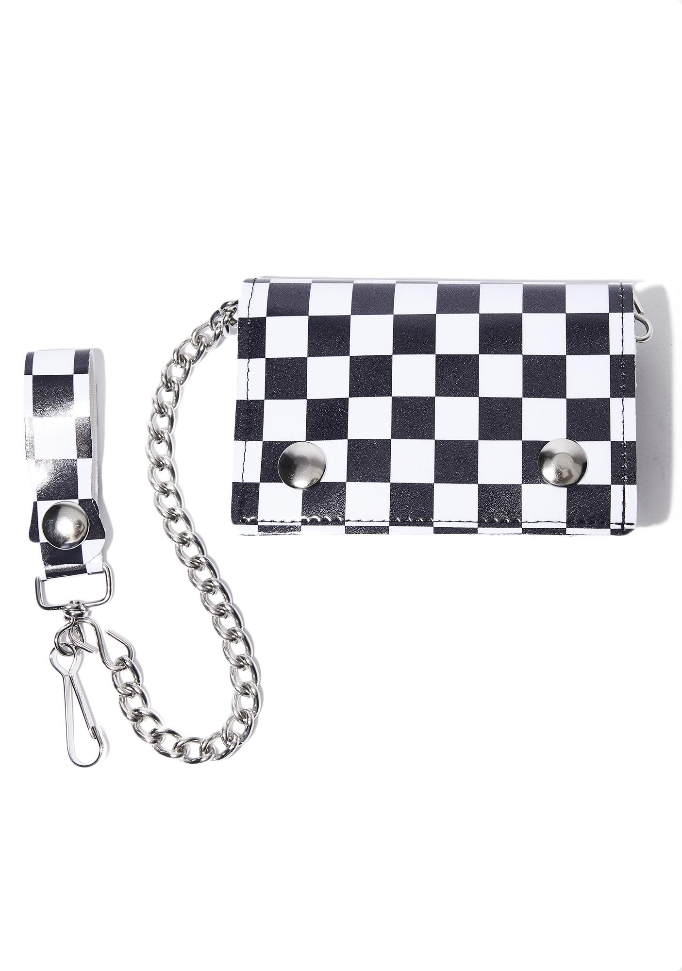 At The Hip Chain Wallet