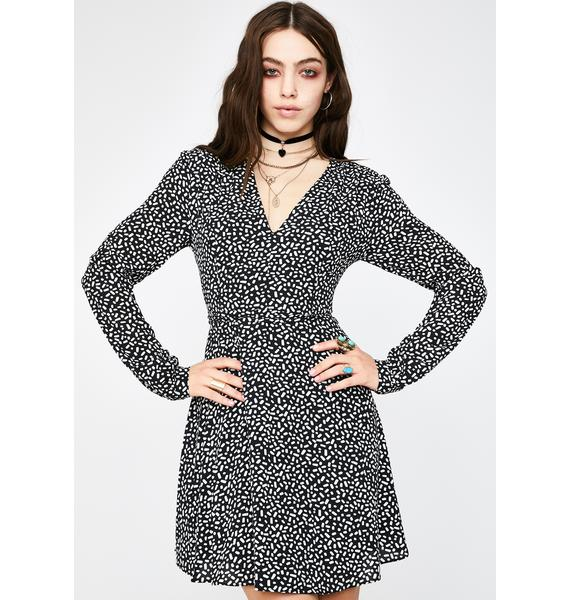 Glamorous Moon Light Of Ya Life Mini Dress