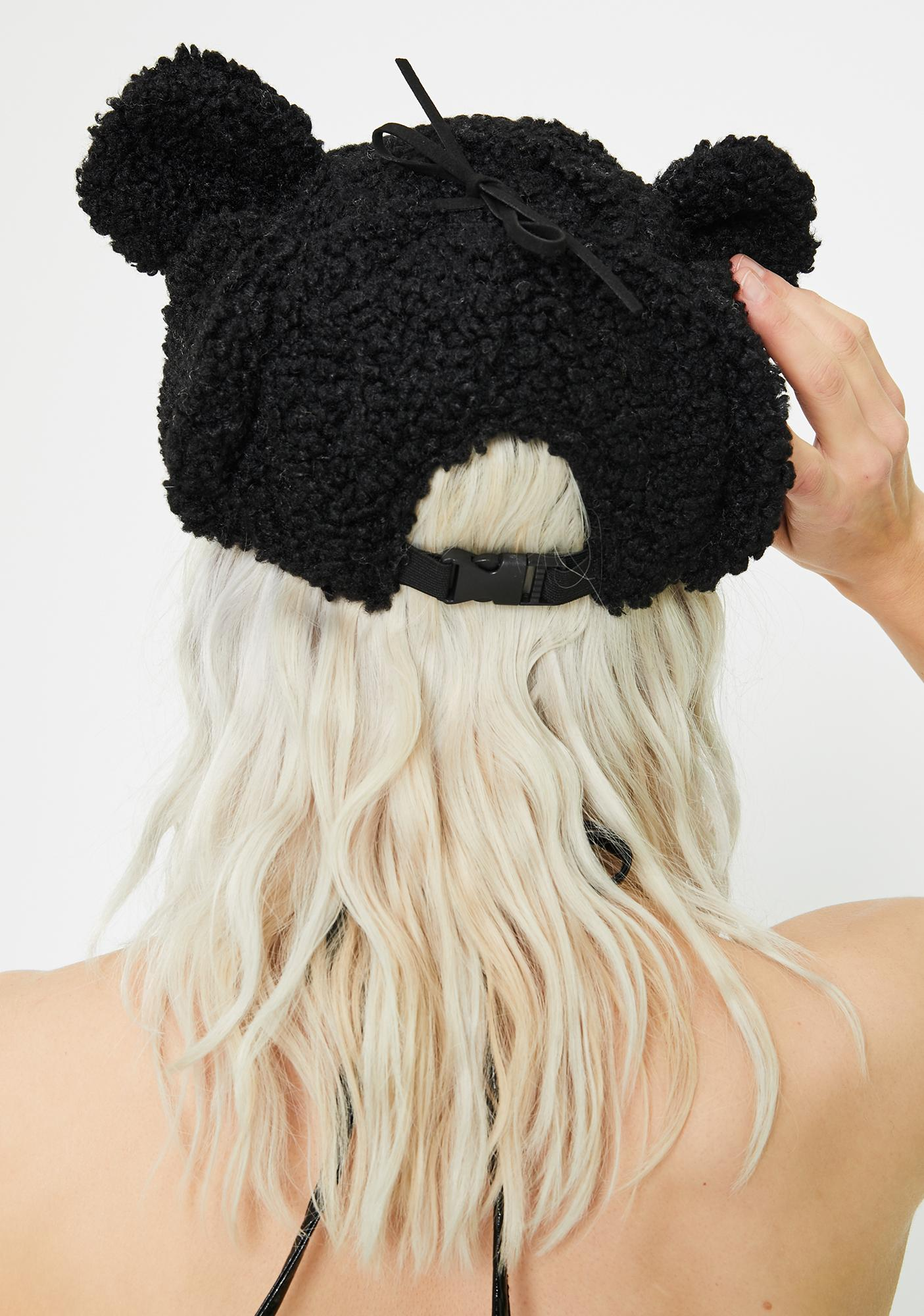 Beary Special Sherpa Hat
