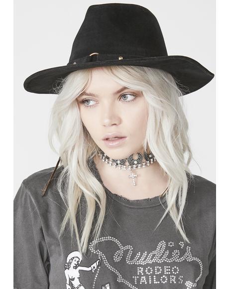 Reverb Rodeo Wide Brim Hat