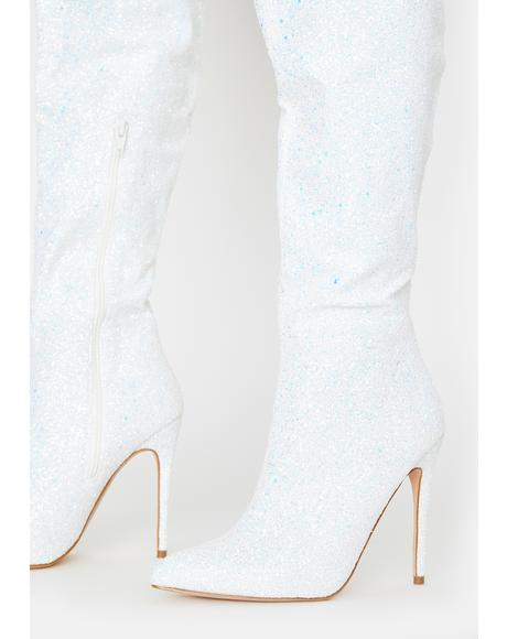 Arctic Court Order Thigh High Boots