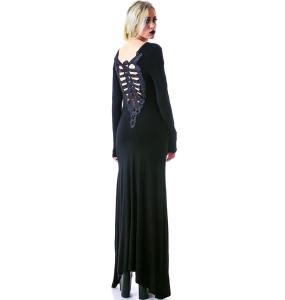 Bone to Pick Maxi Dress