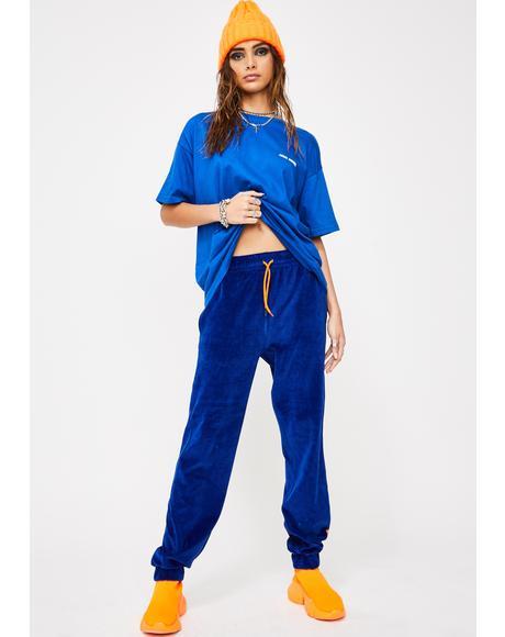 LH Velvet Pants