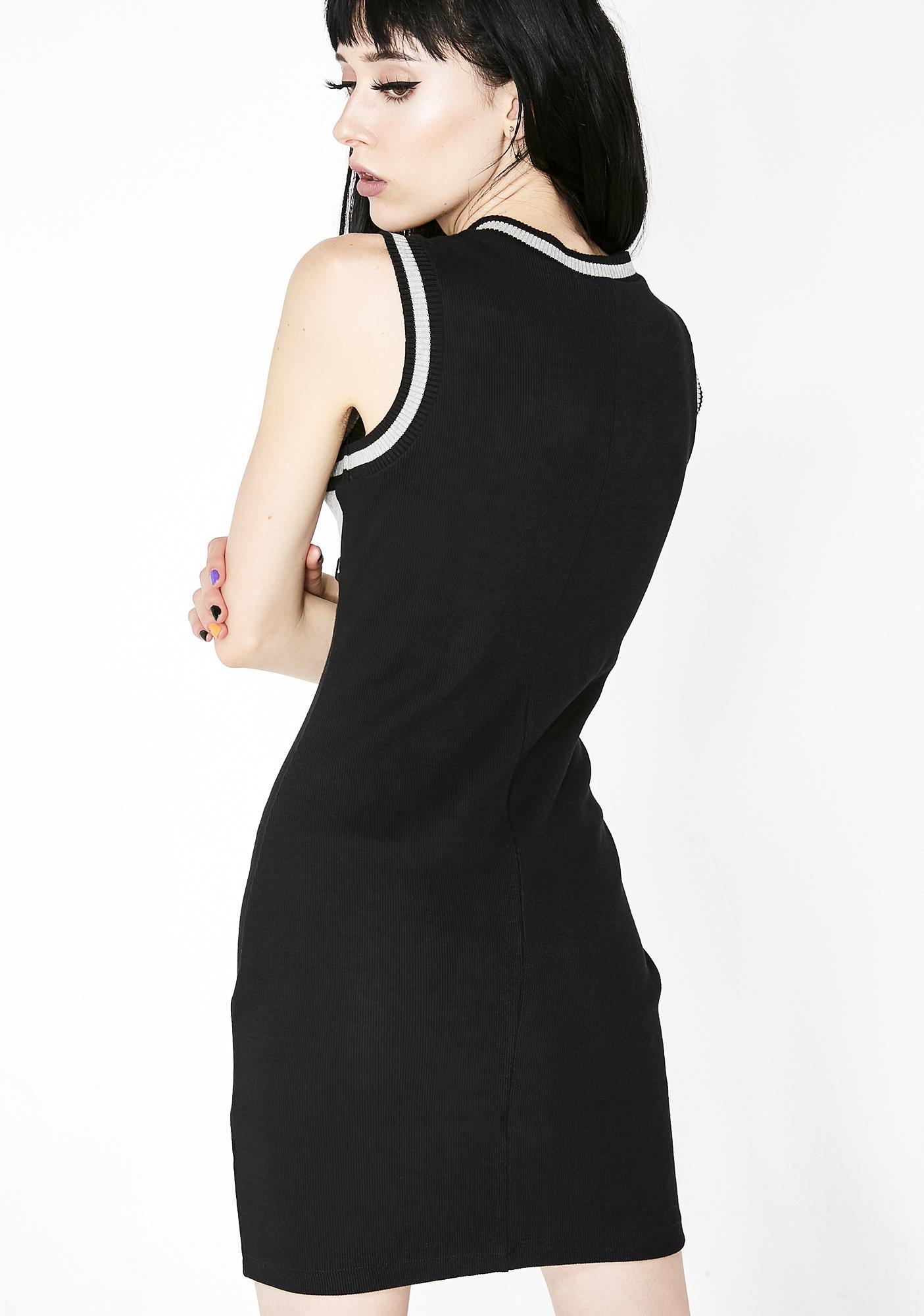f0621041e381 Fila Leigh Rib Dress; Fila Leigh Rib Dress ...