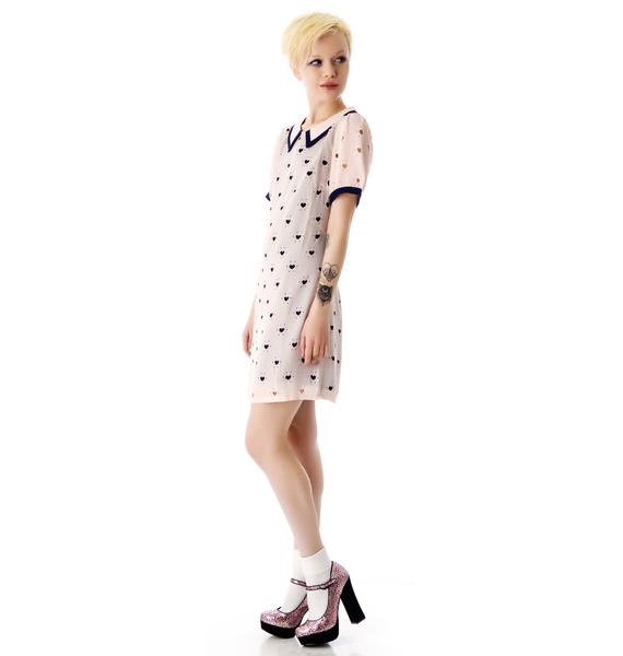 Sweetheart Baby Doll Dress