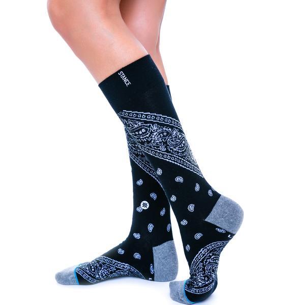 Stance Barrio Socks