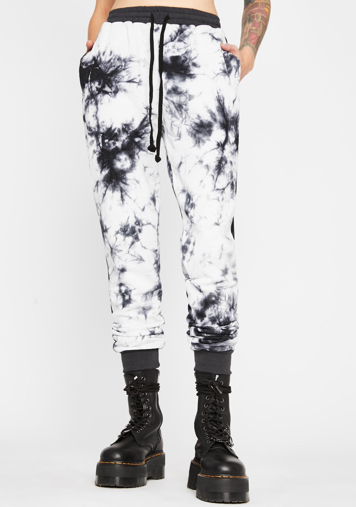 Too Cool Tie Dye Joggers