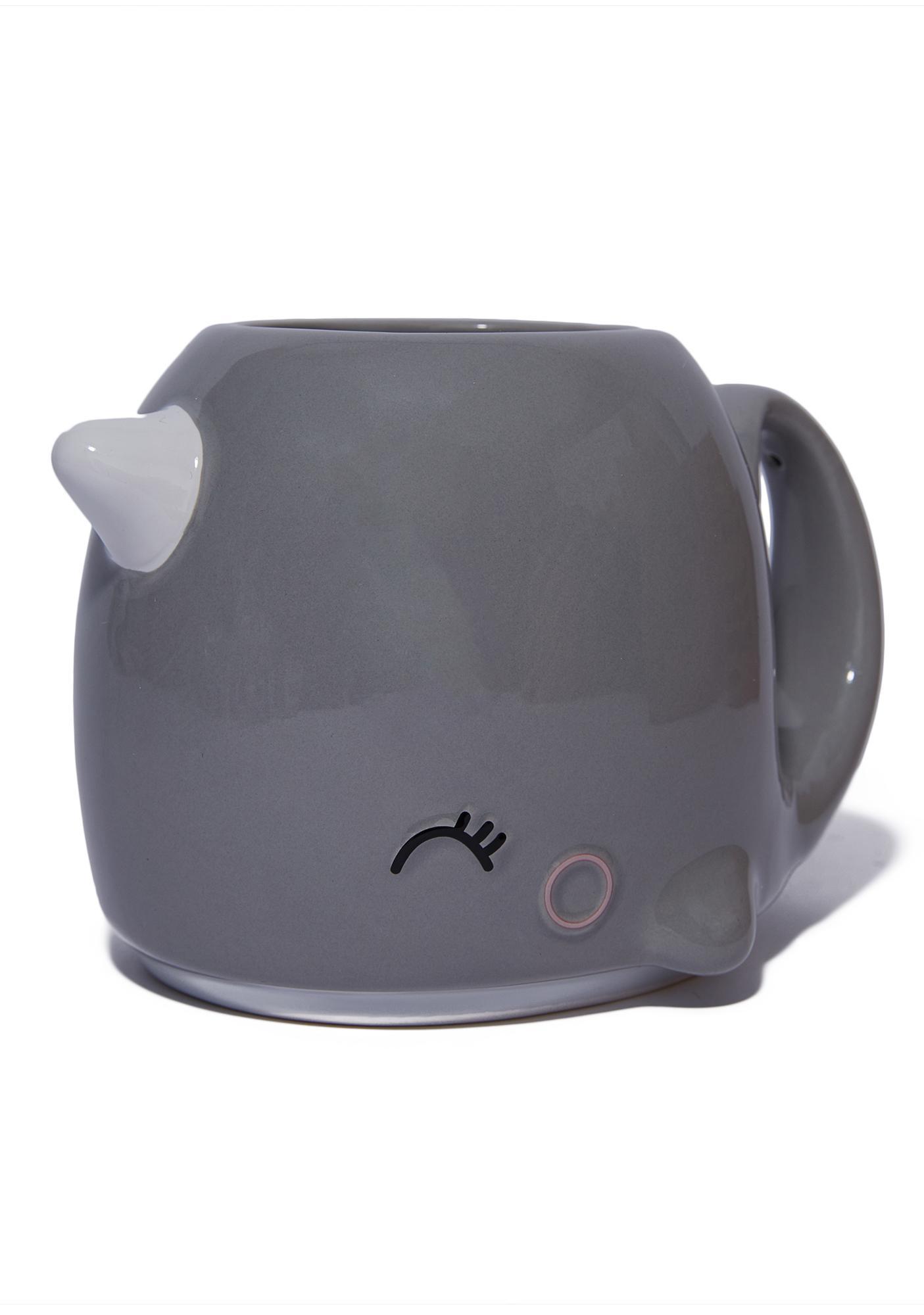 Smoko Narwhal Mug
