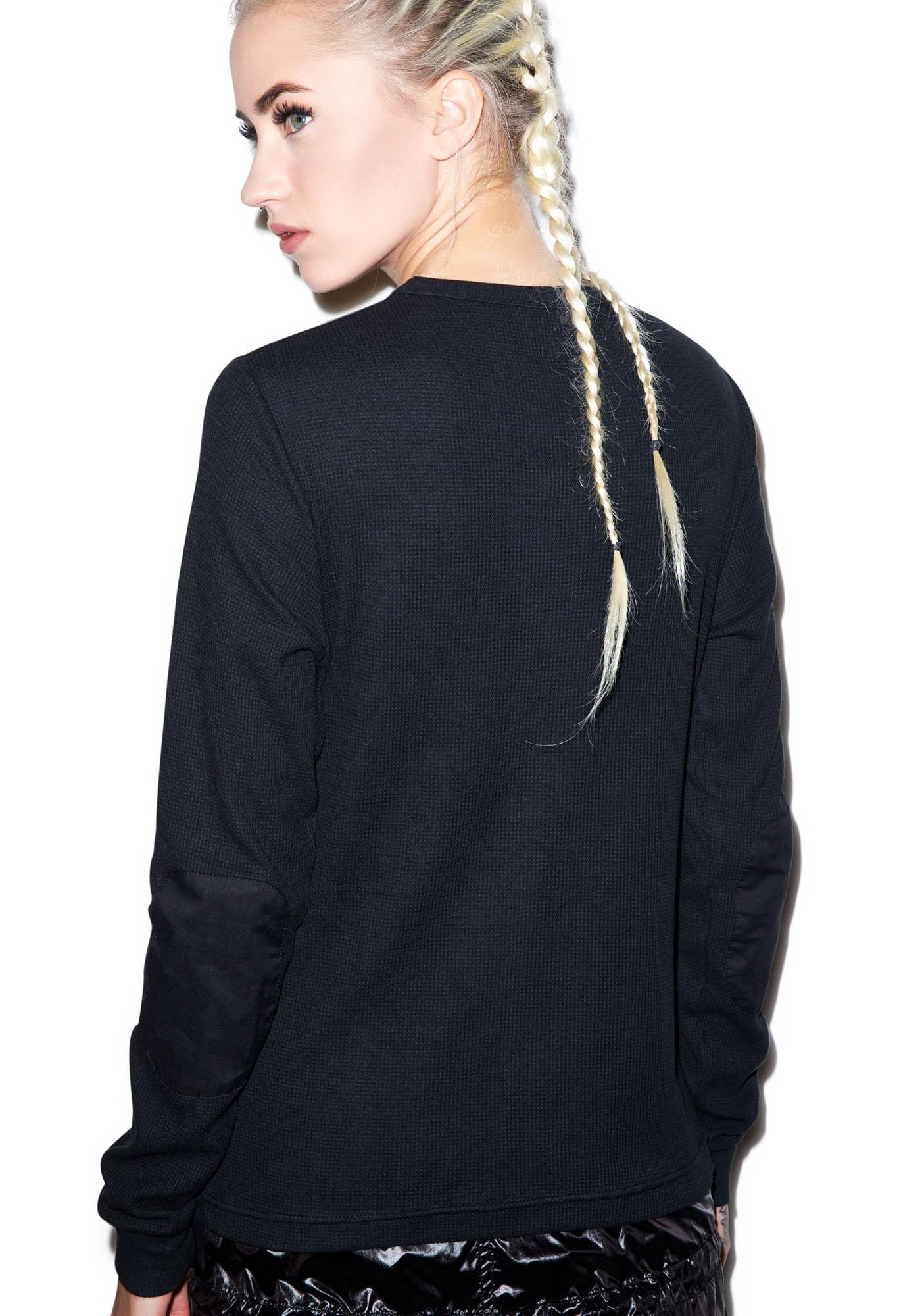 Black Scale Lawless Sweatshirt