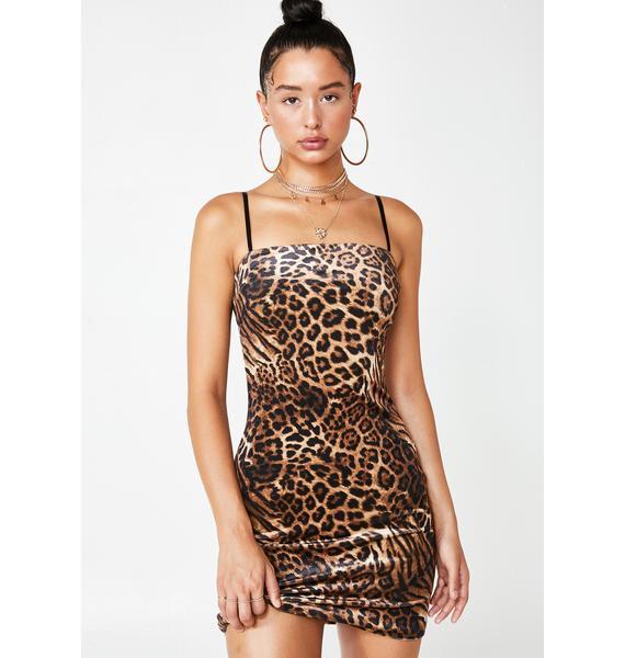 Tiger Mist Frankie Mini Dress