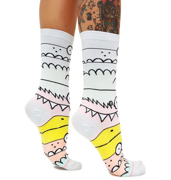 Stance x Kevin Lyons Monster Mash Socks