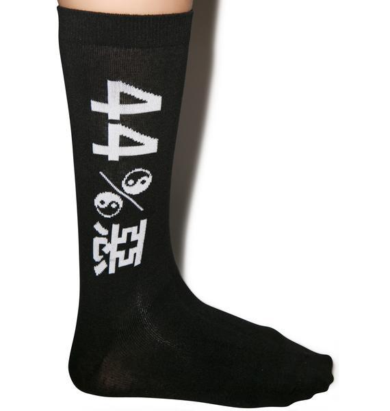 44% Evil Socks