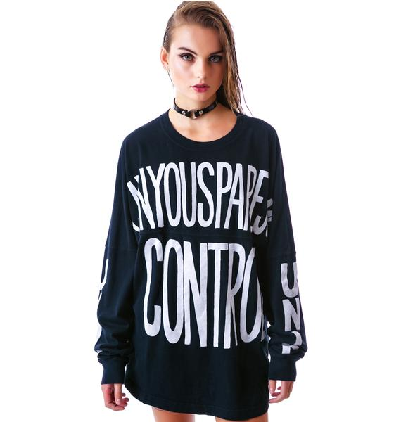 UNIF Spare Control Long Sleeve