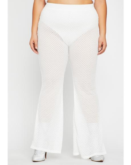 Bliss Ur Total Sextasy Fishnet Pants