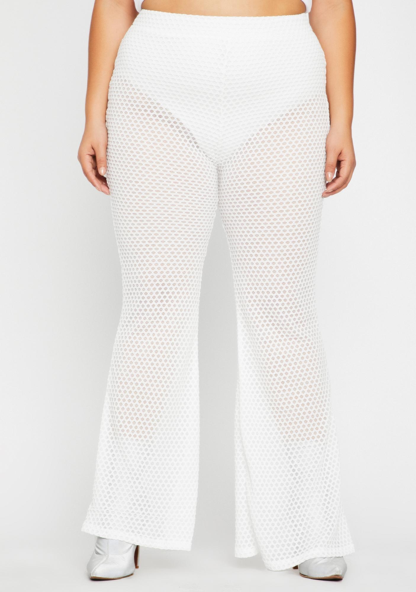 Bliss Ur Total Sextasy Fishnet Pants