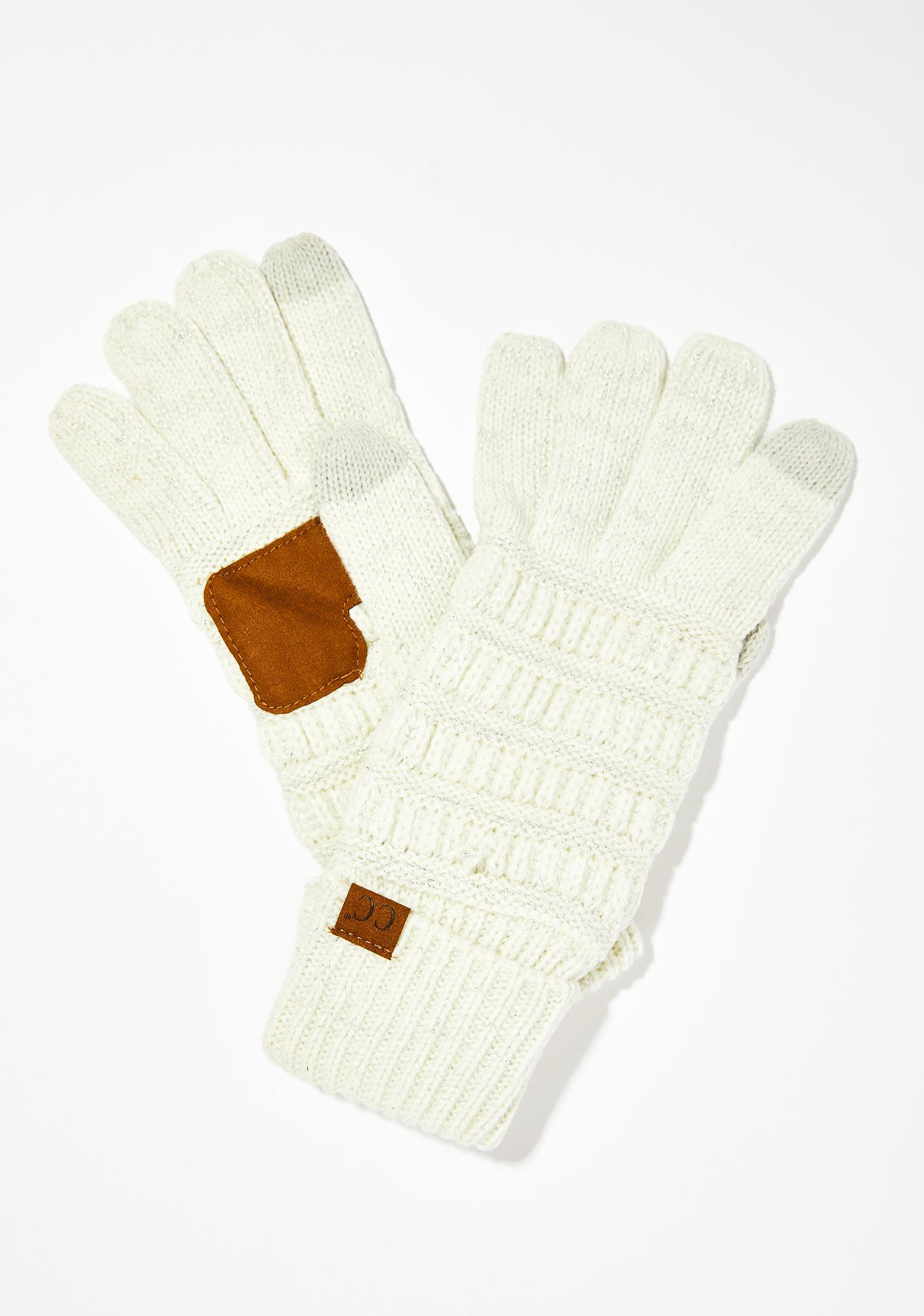 No Shivers Touchscreen Gloves