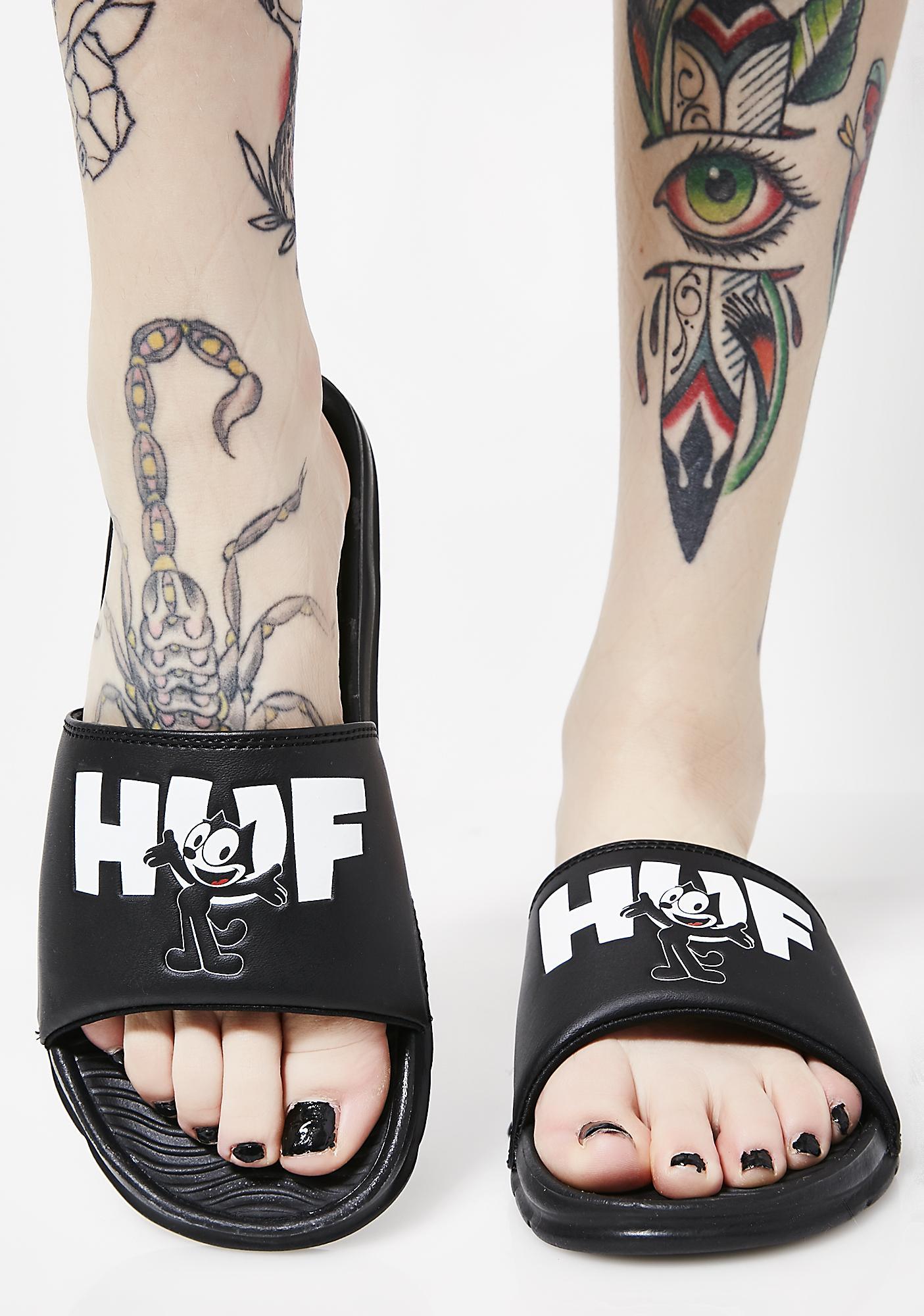 HUF Felix Slides