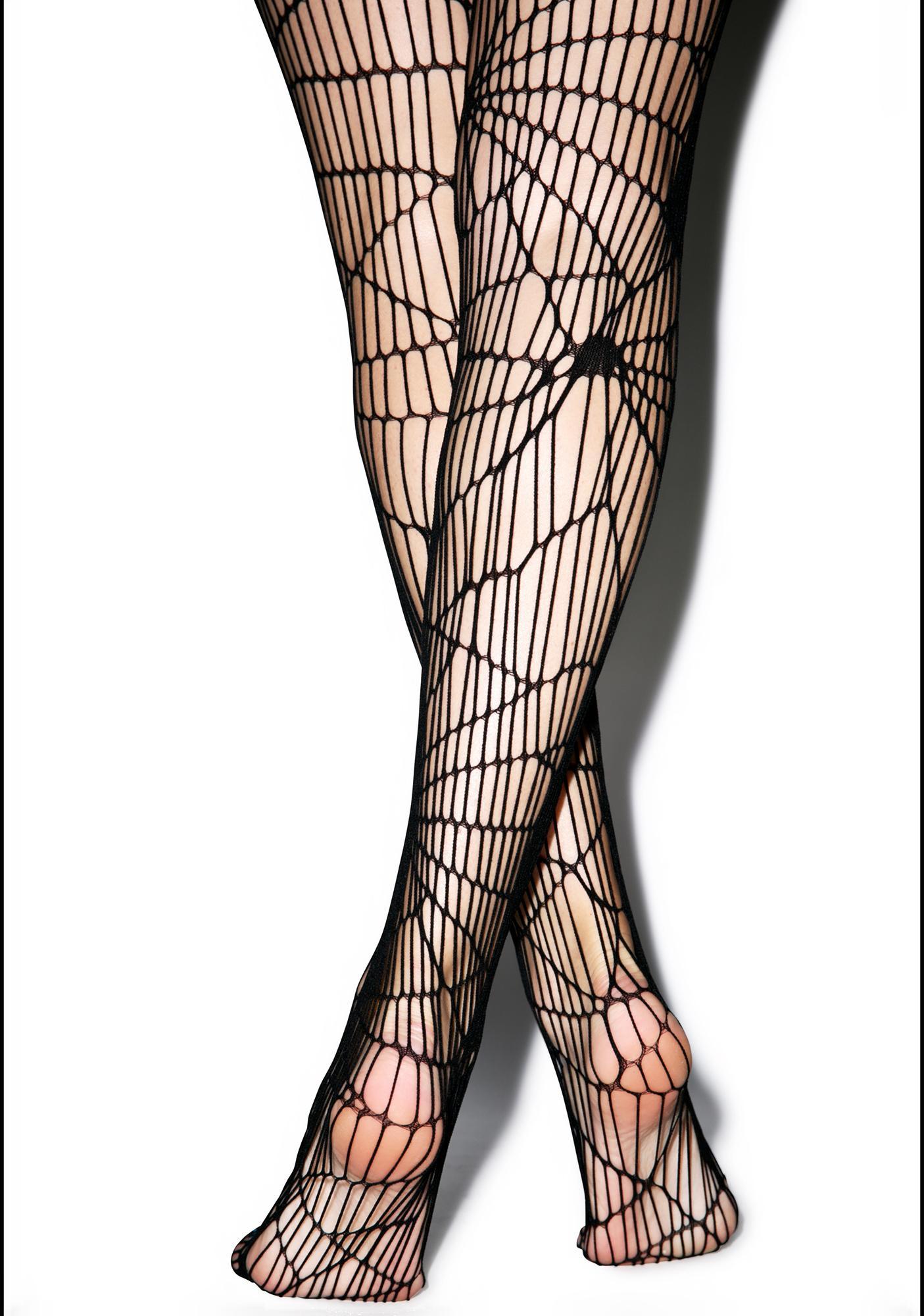 Black Widow Tights