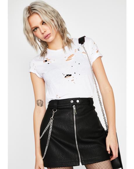 Manic Mindset Mini Skirt