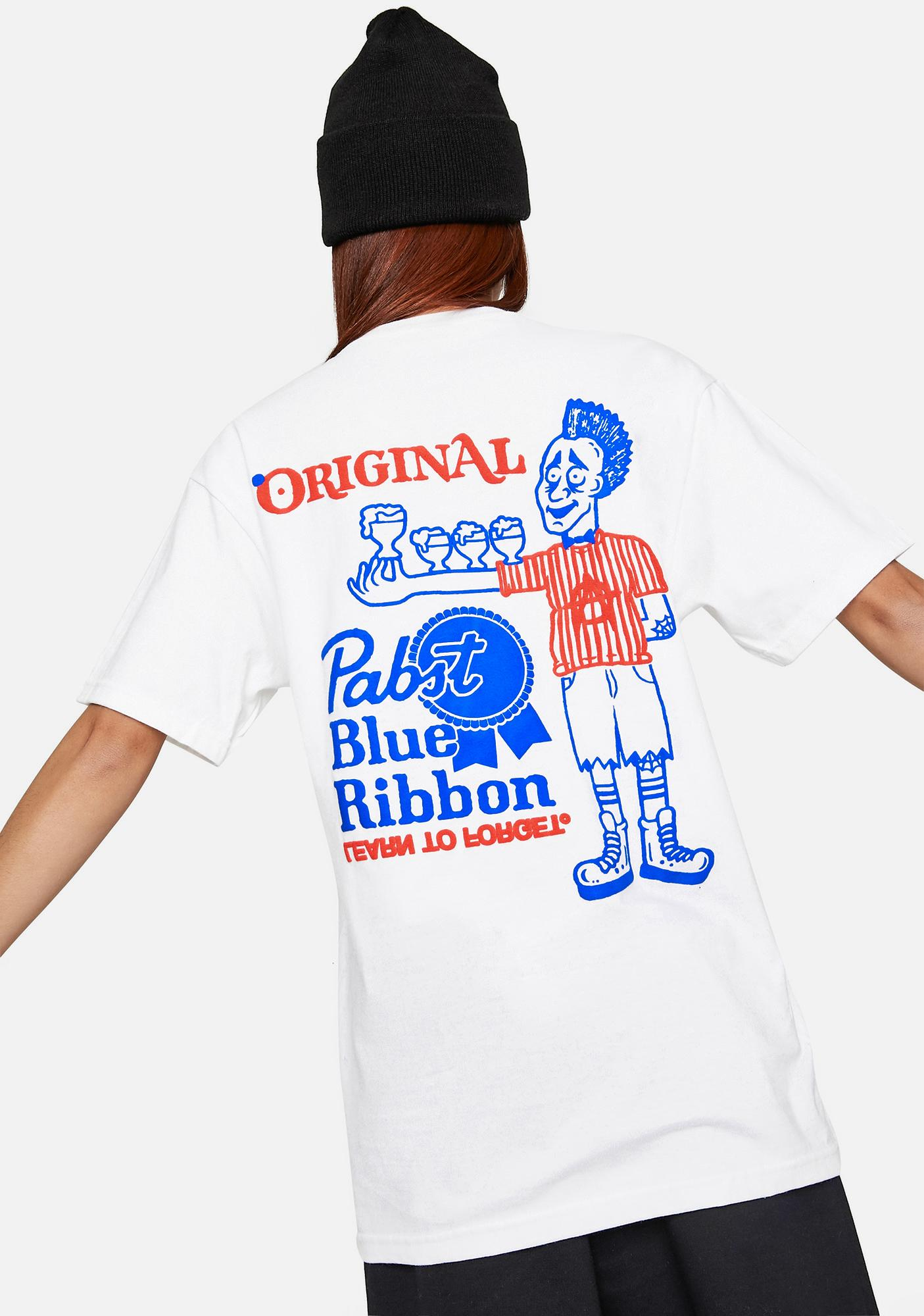 Learn To Forget  x PBR Bartender Graphic Tee